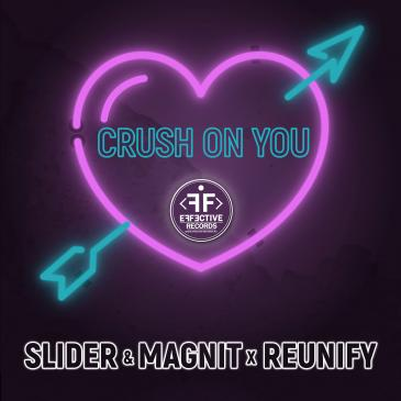 Slider & Magnit & Reunify feat. Bibiane Z  (Crush On You )