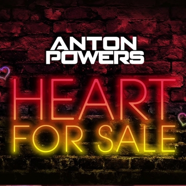 Anton Powers (Heart For Sale)